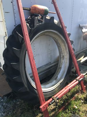 Farm all tractor tire and wheel for Sale in Dracut, MA