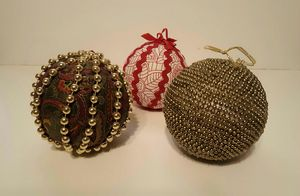 Hand-made Christmas Ornaments for Sale in Payson, AZ