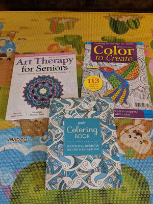 Adult coloring books for Sale in Los Angeles, CA