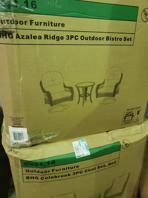New outdoor furniture for Sale in Dallas, TX