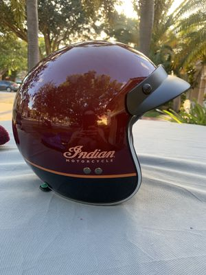 Indian Motorcycle Helmet (LIKE NEW) for Sale in Miami, FL