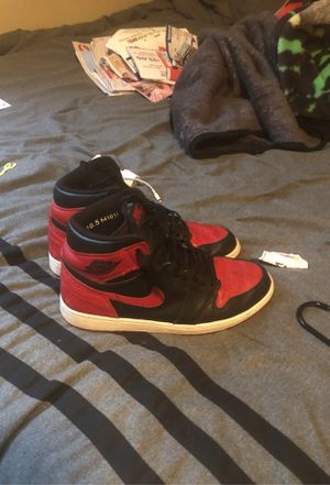 Jordan bred 1s . 2017. Size 10.5 for Sale in Tigard, OR