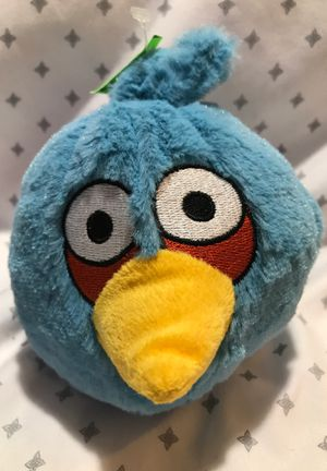 "4.5"" Angry Bird stuffed animal $4-Open page to see the rest for Sale in Menifee, CA"