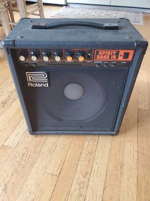 Roland guitar AMP for Sale in Waterbury, CT