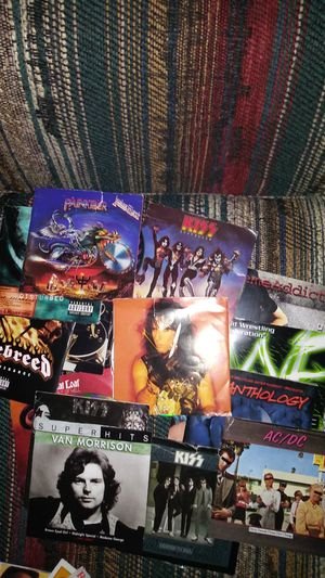 Various Music CDS for Sale in Big Chimney, WV