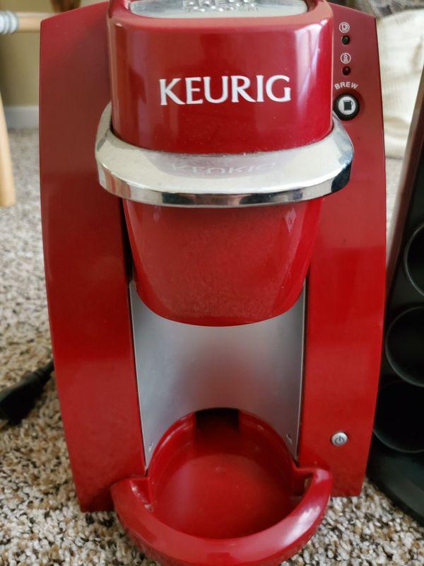 Keurig Single Serve K Cup Bundle Coffee Maker