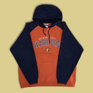 Vintage GSW Reebok Hoodie for Sale in Milpitas, CA