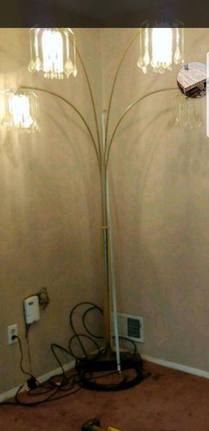 Chandelier lamp for Sale in Lincolnia, VA