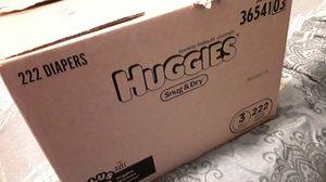 Huggies pampers Sz 3 for Sale in Austin, TX