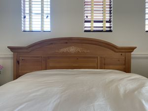 Full Size Wooden Bed Frame for Sale in Concord, CA