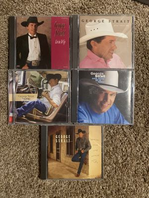 George Strait - (5 CDs) for Sale in Sacramento, CA