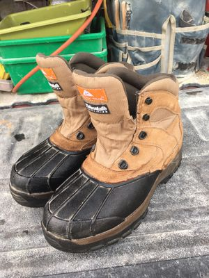 Ozark Trail insulated boots size 12 for Sale in Zephyrhills, FL