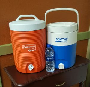 Water and ice Cooler for Sale in Mesa, AZ