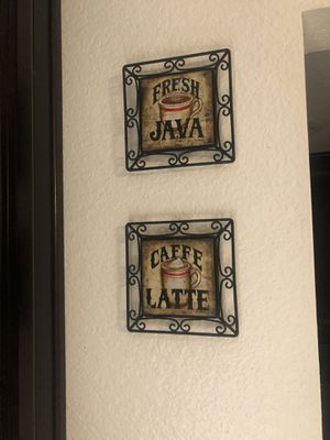 Cafe Latte / coffee signs for Sale in Corona, CA