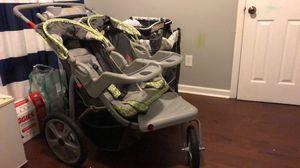 Double Jogger Stroller for Sale in Atlanta, GA