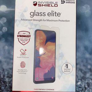 Invisible Shield/Glass Elite/Samsung Galaxy A10e for Sale in Costa Mesa, CA