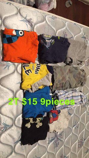 Boys size 2T lot now $10 for Sale in Leeds, AL
