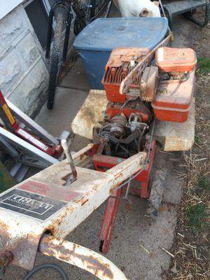 Rotor tiller,truck topper for Sale in Davenport, IA
