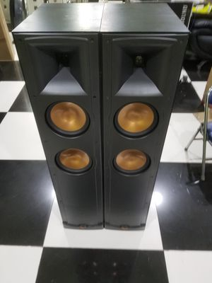 Klipsch RF25 Speakers 500 watts max for Sale in Anaheim, CA