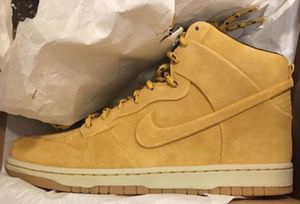 Nike Dunk VT Wheat Premium Size 9.5 for Sale in New York, NY