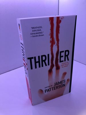 Thriller by James Patterson for Sale in Midland, MI