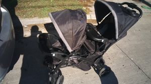Baby Trend Sit N Stand Double Stroller for Sale in McKinney, TX