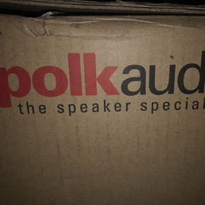 Polk Audio PSW10 Subwoofer BRAND NEW In BOX for Sale in Newport Beach, CA