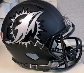 Custom Miami Dolphins mini helmets for Sale in Walbridge, OH