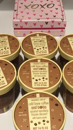Trader Joe's Cold Brew Coffee And Boba for Sale in Irvine,  CA