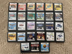 Nintendo ds games for Sale in Anaheim, CA