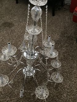 Glass Chandelier for Sale in Mesquite,  TX