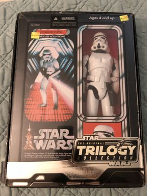 2004 Hasbro Star Wars Storm Trooper 12'' action figure for Sale in Baltimore, MD