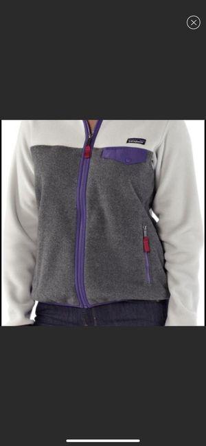 Patagonia snap T jacket for Sale in Stewartsville, NJ
