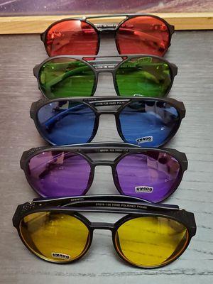 AVIATORS Sunglasses RETRO Lenses Flat Black Frames for Sale in Long Beach, CA