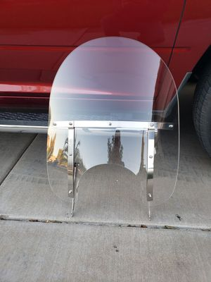 Motorcycle/ Harley windshield/ Parts for Sale in Mesa, AZ
