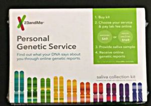 23andMe kit for Sale in Ontario, CA