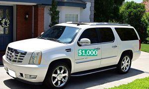 💲1OOO 2OO8 Cadillac Escalade Strong for Sale in Orlando, FL