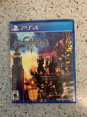Kingdom Hearts 3 PS4 Video Game for Sale in Redlands, CA