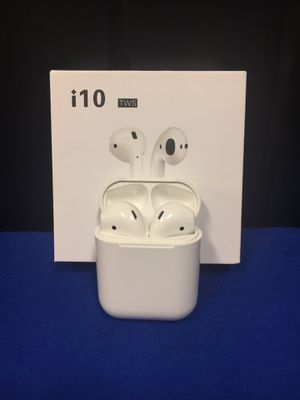 i10 Bluetooth Earbuds/Headphones for Sale in Hastings, NE