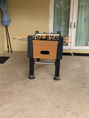 Free Foosball table for Sale in Riviera Beach, FL