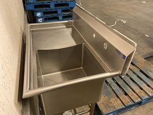 Stainless Steel Sink (1comp) for Sale in Parkland, FL