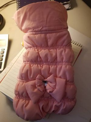 Dog Jacket size XXS for Sale in Rustburg, VA