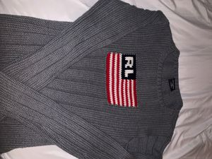 Ralph Lauren The Iconic Flag Sweater for Sale for sale  Orlando, FL