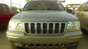 2002 Jeep Cherokee Overland Edition for Sale in Wichita, KS