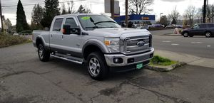 2011 Ford F-350 4x4 lariat crew cab powerstroke for Sale in Beaverton, OR