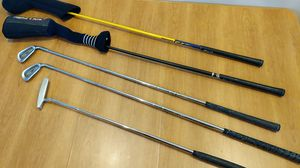Golf clubs - woods, long irons & putter for Sale in Boston, MA