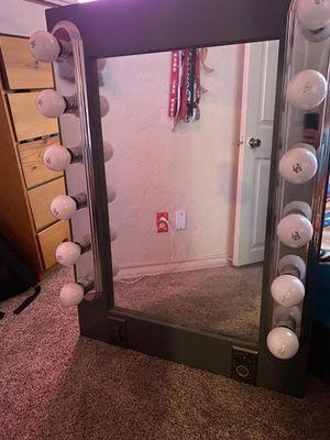 Mirror vanity for Sale in Midland, TX