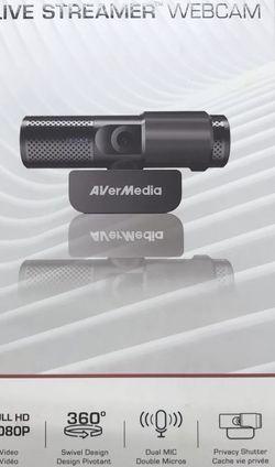 AverMedia Live Streamer CAM PW313C Webcam for Sale in Torrance,  CA