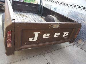 1970'$ Jeep truck bed 8' long for Sale in Las Vegas, NV
