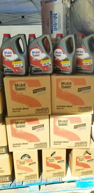 Motor oil for Sale in Chino, CA